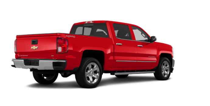 2017 Chevrolet Silverado 1500 LTZ | Photo 5 | Red Hot