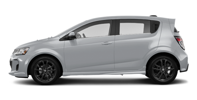 2017 Chevrolet Sonic Hatchback PREMIER | Photo 4 | Silver Ice Metallic