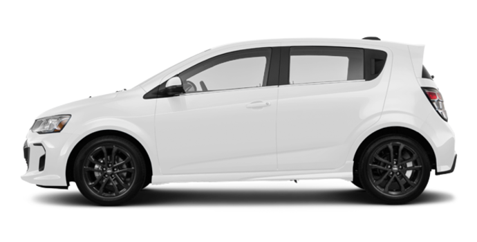 2017 Chevrolet Sonic Hatchback PREMIER | Photo 4 | Summit White