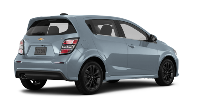 2017 Chevrolet Sonic Hatchback PREMIER | Photo 5 | Arctic Blue Metallic