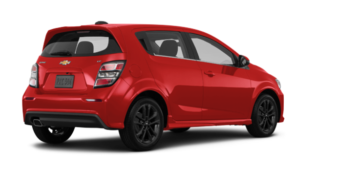 2017 Chevrolet Sonic Hatchback PREMIER | Photo 5 | Cajun Red