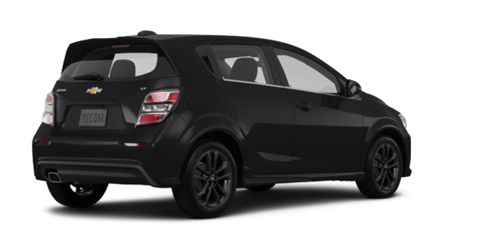 2017 Chevrolet Sonic Hatchback PREMIER | Photo 5 | Mosaic Black Metallic