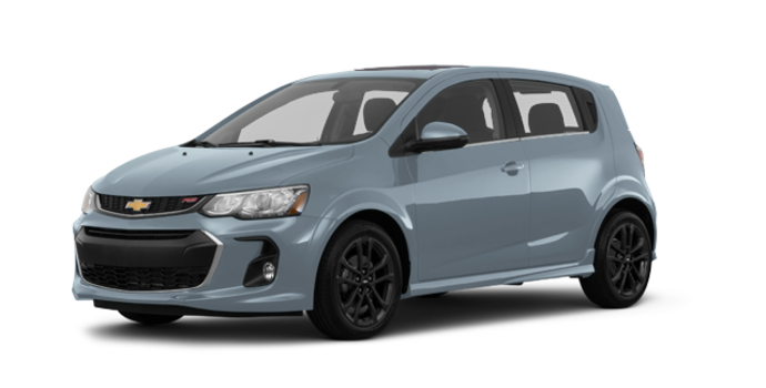 2017 Chevrolet Sonic Hatchback PREMIER | Photo 6 | Arctic Blue Metallic