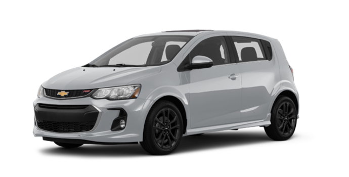 2017 Chevrolet Sonic Hatchback PREMIER | Photo 6 | Silver Ice Metallic