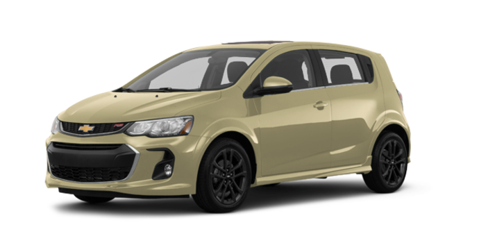 2017 Chevrolet Sonic Hatchback PREMIER | Photo 6 | Brimstone