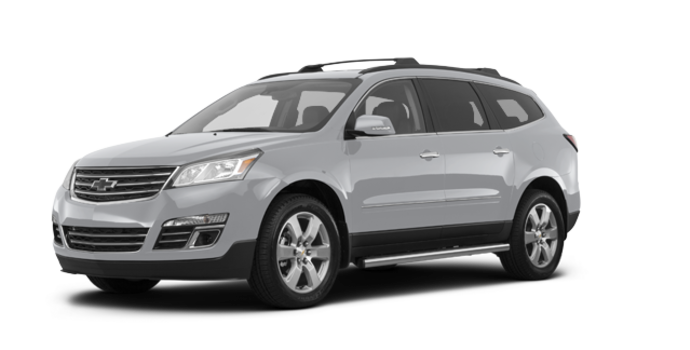 2017 Chevrolet Traverse PREMIER | Photo 6 | Silver Ice Metalllic