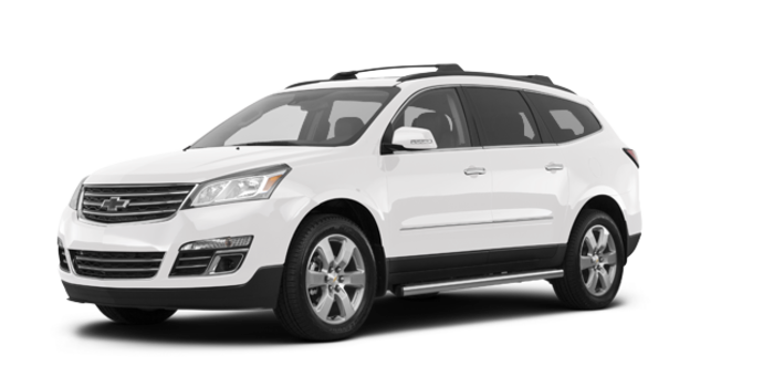 2017 Chevrolet Traverse PREMIER | Photo 6 | Summit White