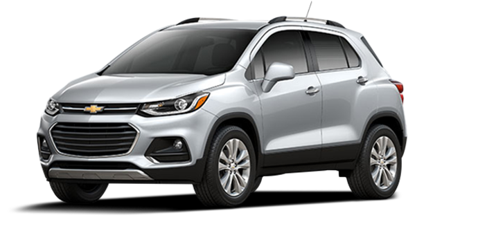 2017 Chevrolet Trax PREMIER | Photo 6 | Silver Ice Metallic