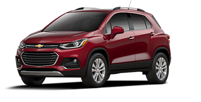 2017 Chevrolet Trax PREMIER | Photo 6 | Crimson Metallic