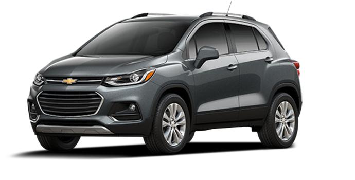 2017 Chevrolet Trax PREMIER | Photo 6 | Nightfall Grey Metallic