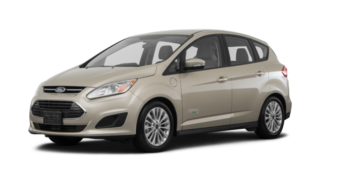 2017 Ford C-MAX ENERGI SE | Photo 6 | White Gold