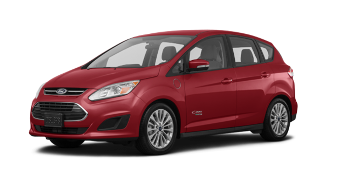 2017 Ford C-MAX ENERGI SE | Photo 6 | Ruby Red