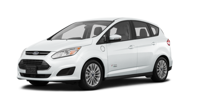 2017 Ford C-MAX ENERGI SE | Photo 6 | Oxford White