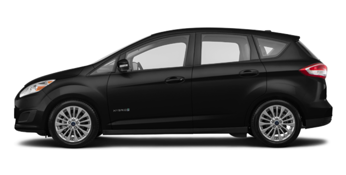 2017 Ford C-MAX HYBRID SE | Photo 4 | Shadow Black