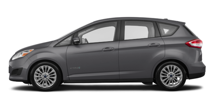 2017 Ford C-MAX HYBRID SE | Photo 4 | Magnetic
