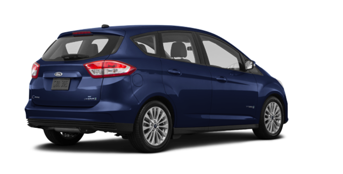 2017 Ford C-MAX HYBRID SE | Photo 5 | Kona Blue