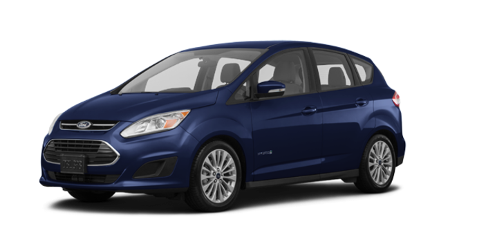 2017 Ford C-MAX HYBRID SE | Photo 6 | Kona Blue