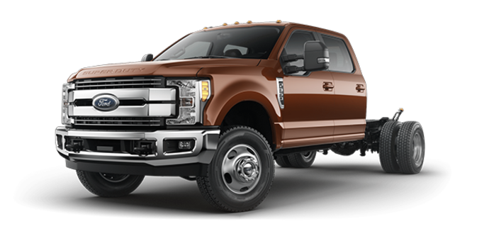 2017 Ford Chassis Cab F-350 LARIAT | Photo 4 | Bronze Fire