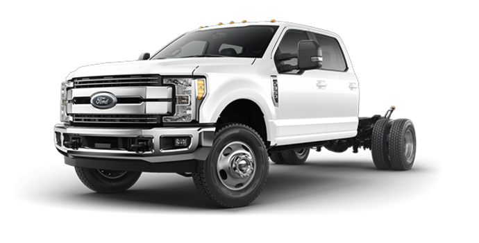 2017 Ford Chassis Cab F-350 LARIAT | Photo 4 | Oxford White