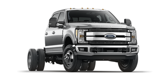 2017 Ford Chassis Cab F-350 LARIAT | Photo 6 | Ingot Silver