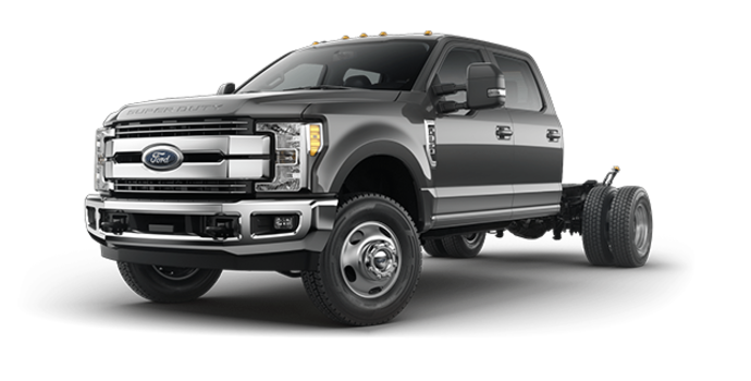 2017 Ford Chassis Cab F-350 LARIAT | Photo 4 | Magnetic