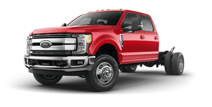 2017 Ford Chassis Cab F-350 LARIAT | Photo 4 | Race Red