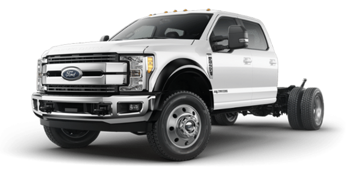 2017 Ford Chassis Cab F-450 LARIAT | Photo 4 | White Platinum