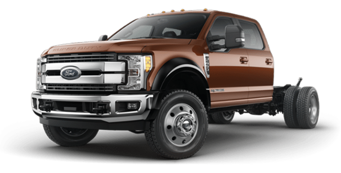 2017 Ford Chassis Cab F-450 LARIAT | Photo 4 | Bronze Fire