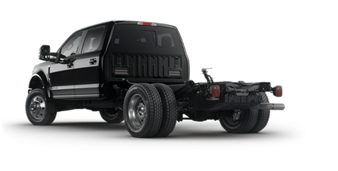2017 Ford Chassis Cab F-450 LARIAT | Photo 5 | Shadow Black