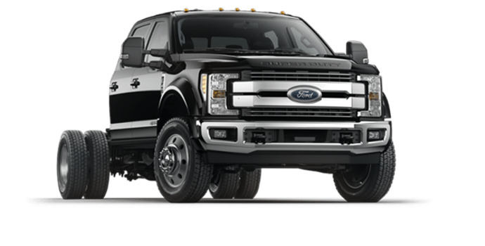 2017 Ford Chassis Cab F-450 LARIAT | Photo 6 | Shadow Black