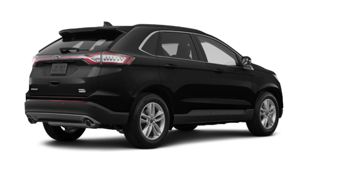 2017 Ford Edge SEL | Photo 5 | Shadow Black