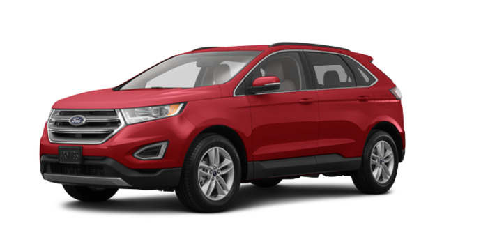 2017 Ford Edge SEL | Photo 6 | Ruby Red Metallic