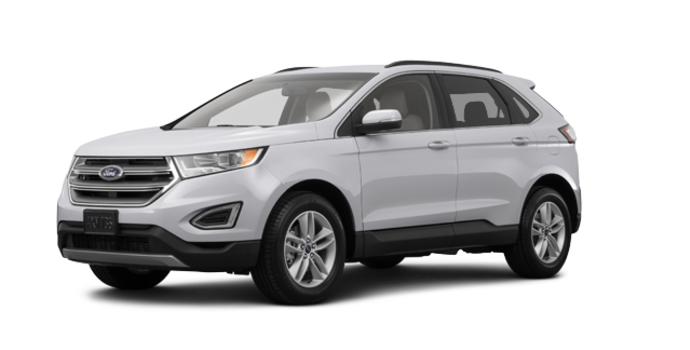 2017 Ford Edge SEL | Photo 6 | Ingot Silver Metallic