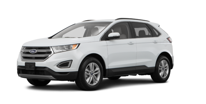 2017 Ford Edge SEL | Photo 6 | Oxford White