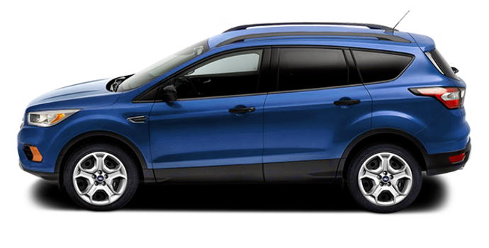 2017 Ford Escape S | Photo 4 | Lightning Blue