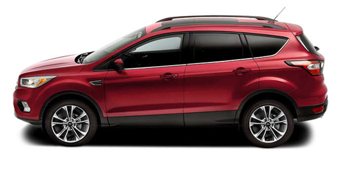 2017 Ford Escape SE | Photo 4 | Ruby Red