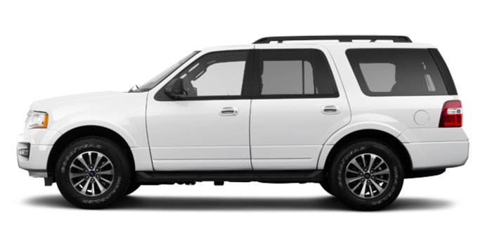 2017 Ford Expedition XLT | Photo 4 | White Platinum Metallic