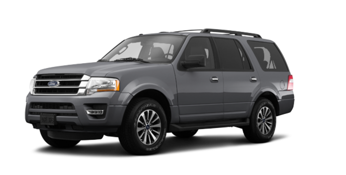 2017 Ford Expedition XLT | Photo 6 | Magnetic Metallic