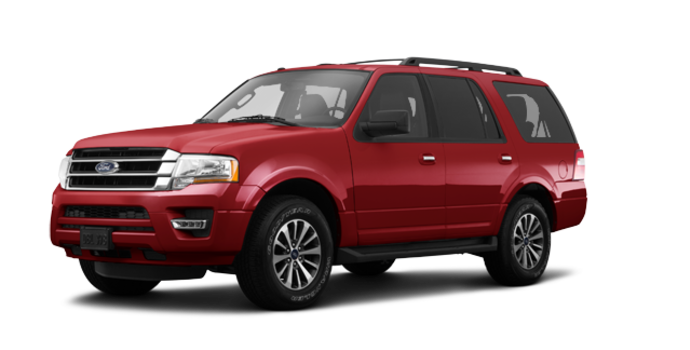 2017 Ford Expedition XLT | Photo 6 | Ruby Red Metallic