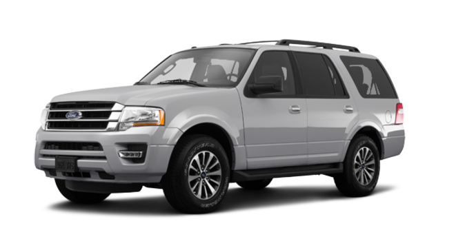 2017 Ford Expedition XLT | Photo 6 | Ingot Silver Metallic