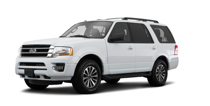2017 Ford Expedition XLT | Photo 6 | Oxford White
