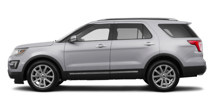 2017 Ford Explorer LIMITED | Photo 4 | Ingot Silver