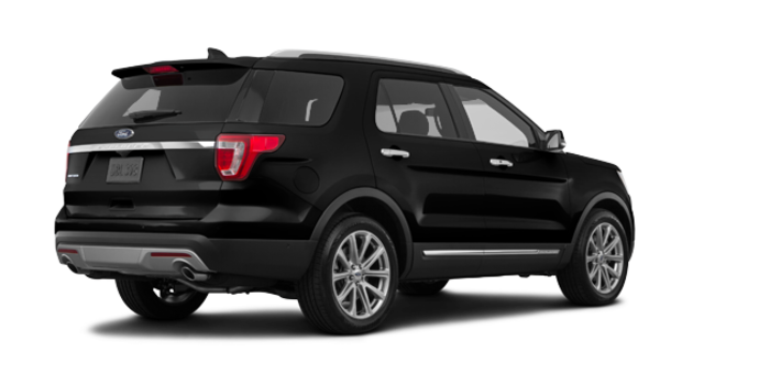 2017 Ford Explorer LIMITED | Photo 5 | Shadow Black