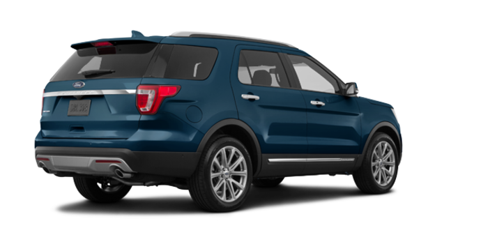 2017 Ford Explorer LIMITED | Photo 5 | Blue Jeans