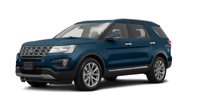 2017 Ford Explorer LIMITED | Photo 6 | Blue Jeans