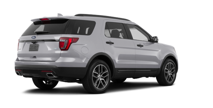 2017 Ford Explorer SPORT | Photo 5 | Ingot Silver