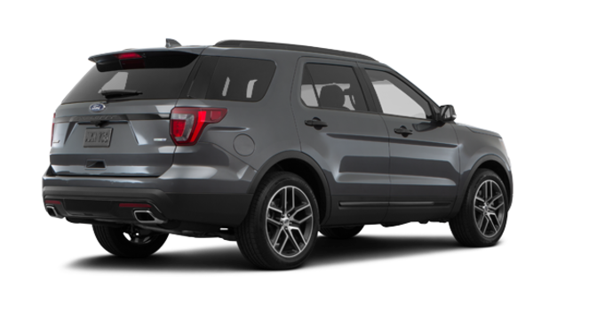 2017 Ford Explorer SPORT | Photo 5 | Magnetic Grey
