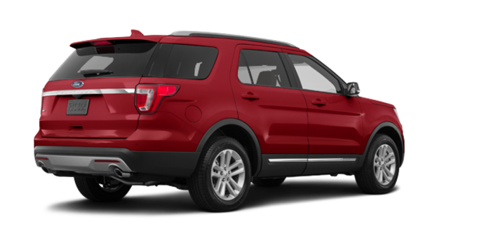 2017 Ford Explorer XLT | Photo 5 | Ruby Red