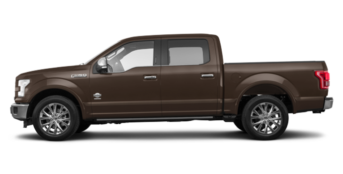 2017 Ford F-150 KING RANCH | Photo 4 | Caribou
