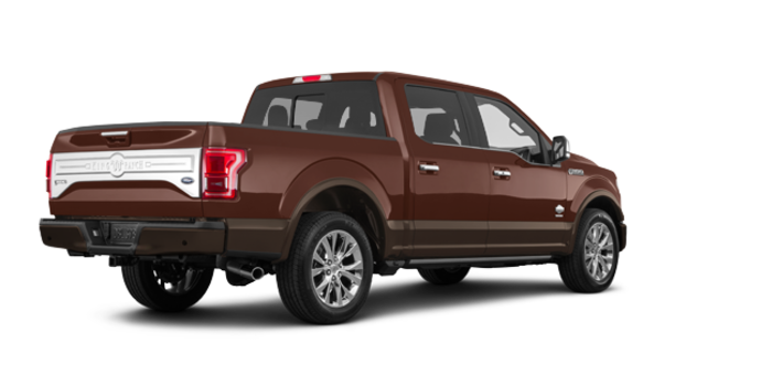 2017 Ford F-150 KING RANCH | Photo 5 | Bronze Fire/Caribou